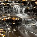 Buttermilk Falls by Shannon Workman