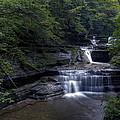 Buttermilk Waterfalls by David Simons