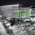 Bw Of American Airline Arena by Joe Myeress