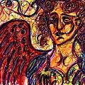 Byzantine Angel by Rachel Scott