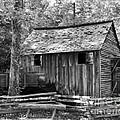 Cable Grist Mill 1 by Mel Steinhauer
