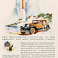 Cadillac La Salle 1929 1920s Usa Cc by The Advertising Archives