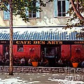 Cafe Des Arts   by Michael Swanson