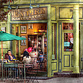 Cafe - Hoboken Nj - Empire Coffee And Tea by Mike Savad