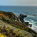 California - Big Sur 005 by Lance Vaughn