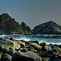 California - Big Sur 013 by Lance Vaughn