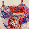 Camel Saddle by Dorothy Boyer
