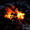 Campfire by Boon Mee