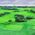 Campo Da Golf by Guido Borelli