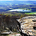 Canaan Valley From Valley View Trail by Thomas R Fletcher