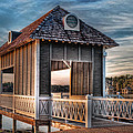 Canebrake Boat House by Brenda Bryant