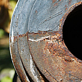 Cannon Barrel Fountain Of Youth by Christine Till