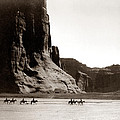Canonde Chelly Az 1904 by Edward S Curtis