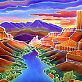 Canyon Sunrise by Harriet Peck Taylor