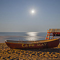 Cape May By Moonlight by Bill Cannon