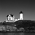 Cape Neddick Light Station by Mountain Dreams