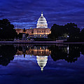 Capitol Morning by Metro DC Photography