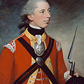 Captain Thomas Hewitt, 10th Regiment Print by William Tate