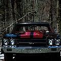 Car Art Chevy Chevel...