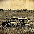 Car Classic Sepia