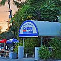 Caribbean Club Key Largo by Chris Thaxter