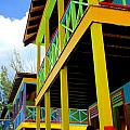 Caribbean Porches by Randall Weidner