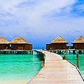 Caribbean Sea by Boon Mee