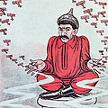 Caricature Of Stalin by Adrien Barrere