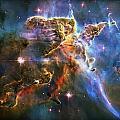 Carina Nebula 6 by The  Vault - Jennifer Rondinelli Reilly