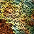 Carina Nebula Mosaic  by The  Vault - Jennifer Rondinelli Reilly