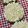 Carrot Cupcakes by Susan Leggett