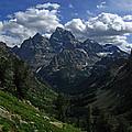 Cascade Canyon North Fork by Raymond Salani III