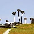 Castillo De San Marcos St Augustine Fl by Christine Till