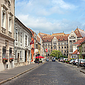 Castle District In Budapest by Artur Bogacki