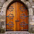 Castle Door by Carlos Caetano