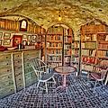 Castle Map Room by Susan Candelario