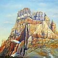 Castle Mountain