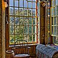 Castle Office by Susan Candelario