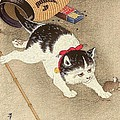 Cat by Pg Reproductions