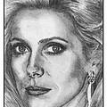 Catherine Deneuve In 1976 by J McCombie