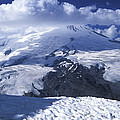 Caucasia Elbrus by Unknown