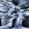 Cedar Falls In Winter by Dan Sproul