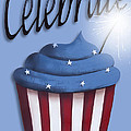 Celebrate The 4th / Blue by Catherine Holman
