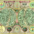 Celestial Map by Gary Grayson