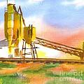 Cement Plant II by Kip DeVore