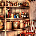 Chair - Chair In The Corner by Mike Savad