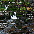 Change A Life by Ronald Suffron