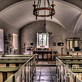 Chapel In Wales by Adrian Evans