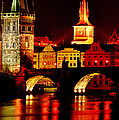 Charles Bridge by John Galbo