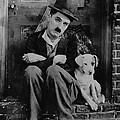 Charlie Chaplin Print by Gianfranco Weiss